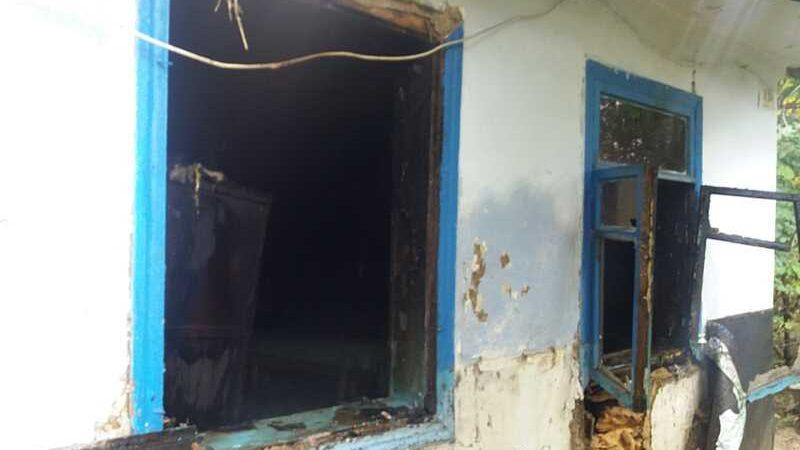 У Багринівцях Літинського району згоріли мати із сином