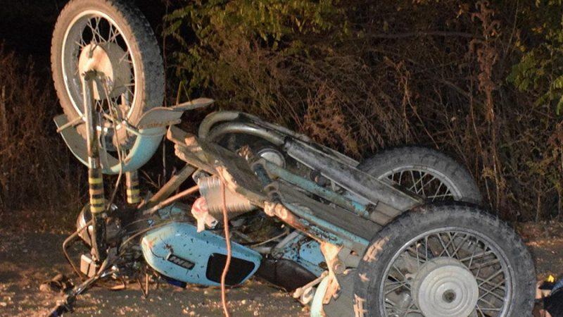 Смертельна аварія на Вінниччині. Загинули водій та пасажир мотоциклу (ФОТО)