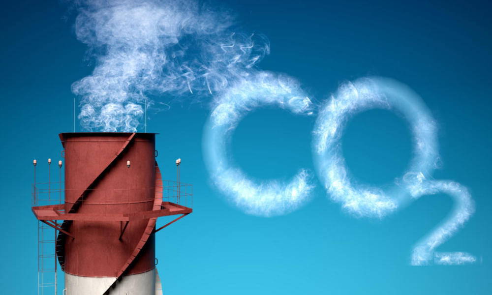 Вміст вуглецю в атмосфері Землі досягнув історичного максимумуа