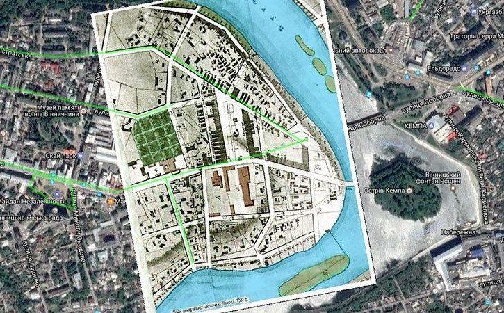 Вінниця матиме археологічний атлас міста