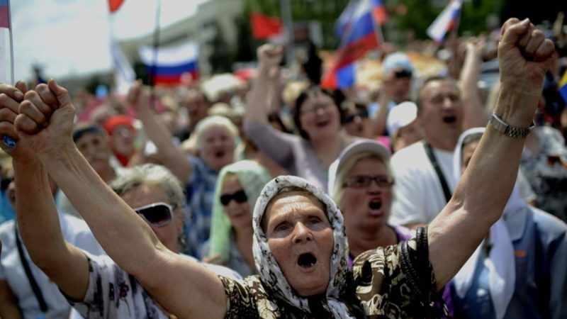 У Верховній Раді планують виплачувати пенсії для жителів ДНР