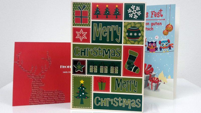У Британії дівчинка купила різдвяні листівки, у яких був лист від китайських в'язнів