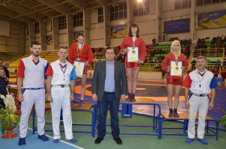 Вінницькі спортсмени стали срібними призерами на чемпіонаті України з самбо