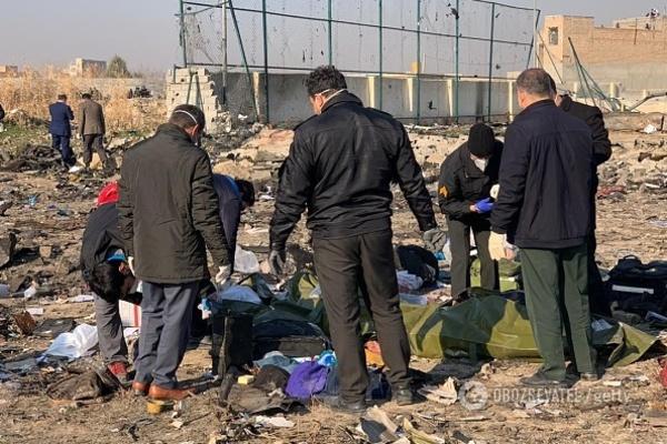 Стали відомі імена 11 загиблих українців в авіакатастрофі