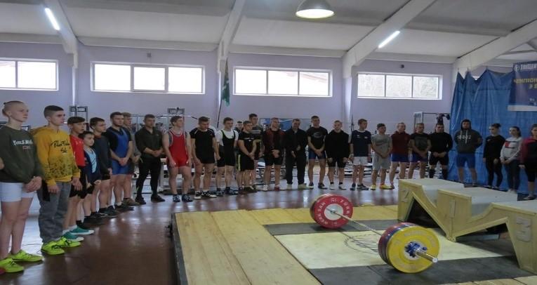 Спортсмен з Вінниці став чемпіоном області з важкої атлетики