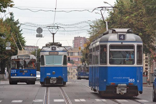 Понад 16 мільйонів пасажирів за січень: який вид транспорту користується популярністю у вінничан?