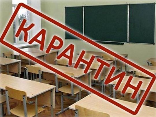 Всі школи Вінниччини закрили на карантин до 14 лютого