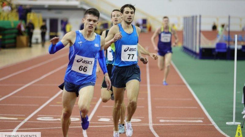Вінничанин став срібним призером на чемпіонаті України з легкої атлетики