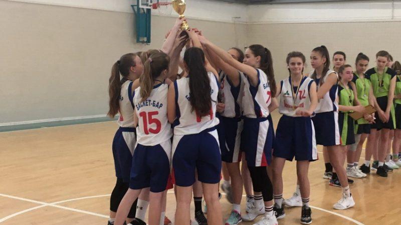 Чемпіонат Вінниччини: команда баскетболісток здобула перемогу з рекордним відривом