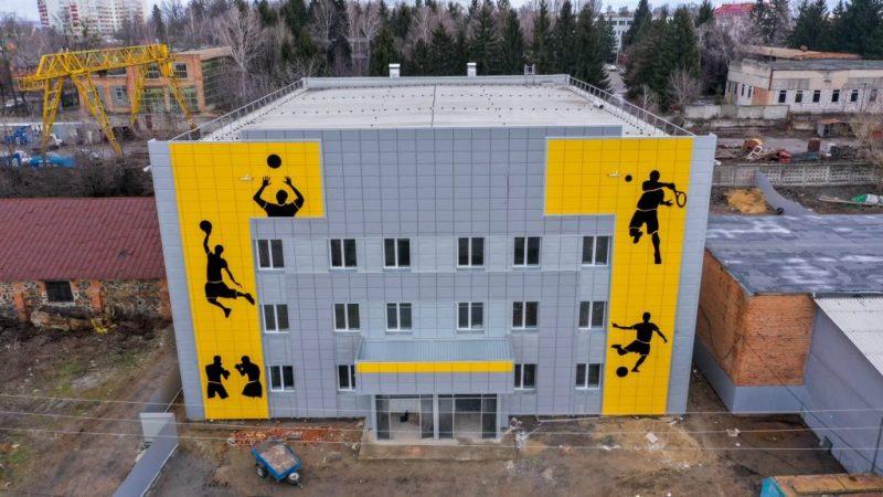 Ремонт спорткомплексу «Здоров'я» у Вінниці: вигляд після завершення заключного етапу реконструкції (фото, відео)
