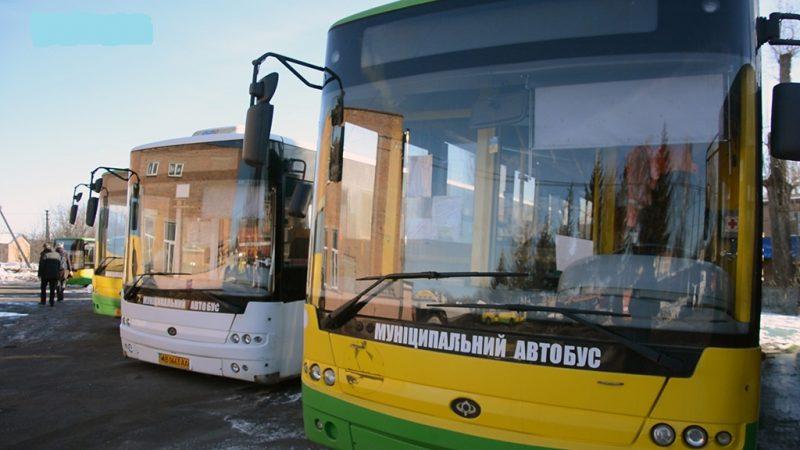 У Вінниці закуплять 10 муніципальних автобусів, які працюватимуть на газу