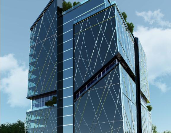 У Вінниці показали, як виглядатиме новий 14-поверховий комплекс  на Магістратській. ФОТО