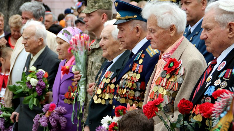 У Вінниці ветеранів Другої світової нагородять преміями