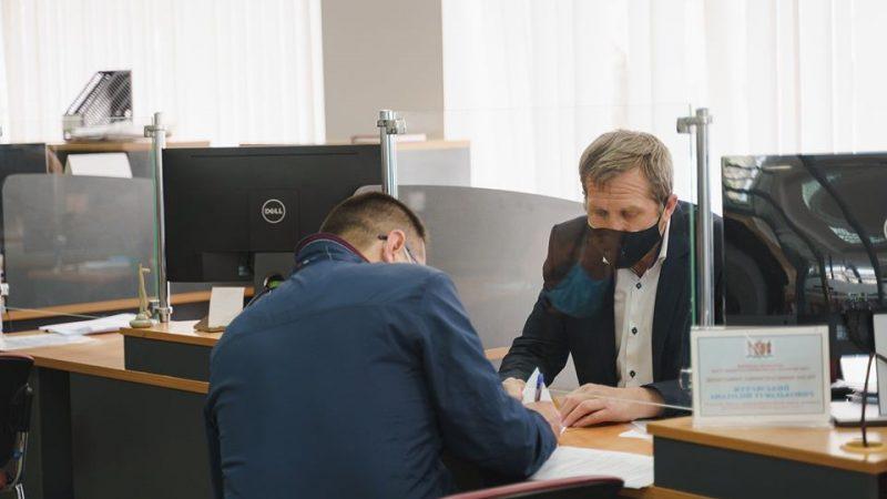 У Вінниці підприємці можуть оформити пільги в онлайн-режимі