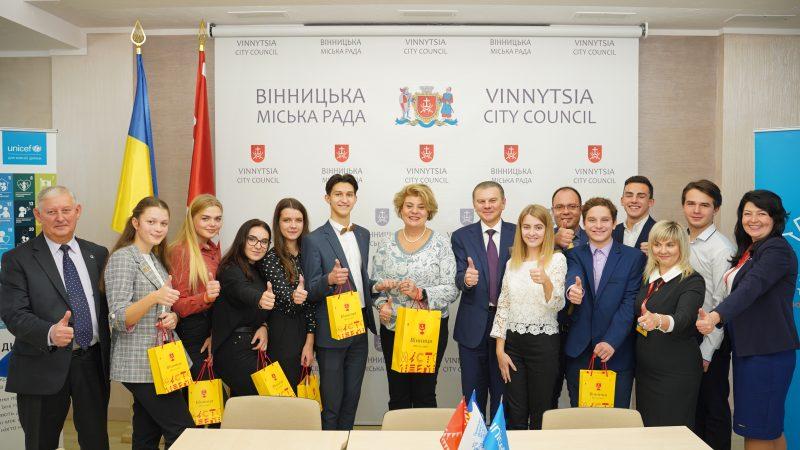 У Вінниці за ініціативи міського голови збільшили призовий фонд конкурсу «Бюджет шкільних проектів»