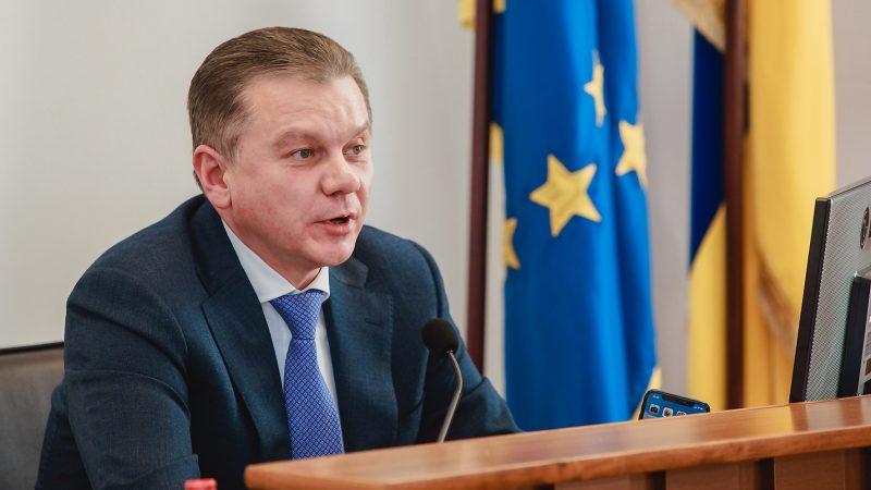 «Якщо хтось винен – він повинен  відповідати по закону», – Сергій Моргунов про антикризовий відділ у Вінниці