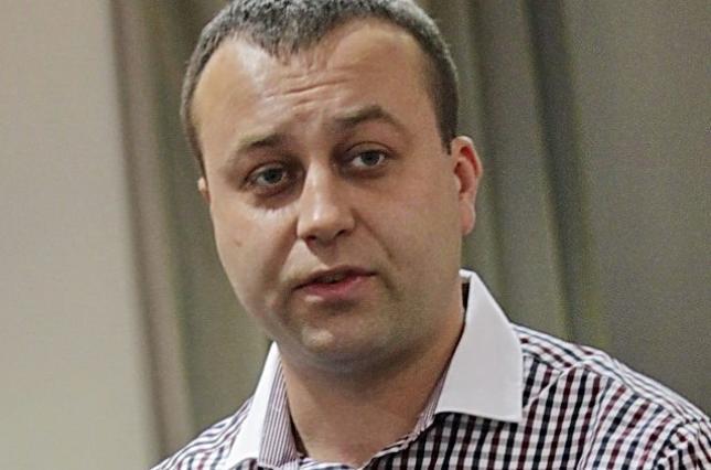 Новий голова ОДА Сергій Борзов