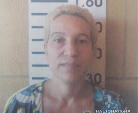Допоможіть знайти злодійку з Молдови