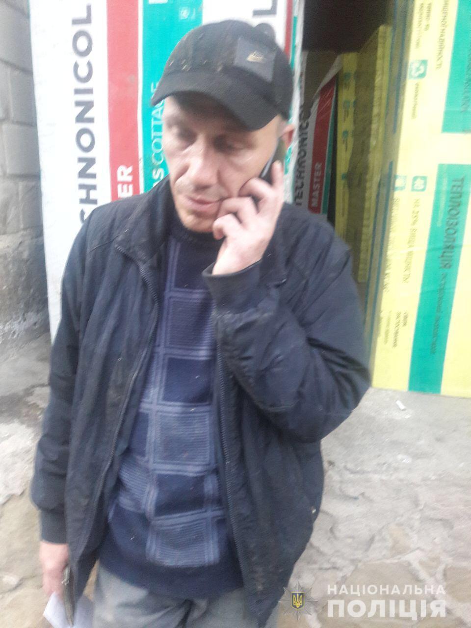 Допоможіть поліції знайти крадія з Вінниці