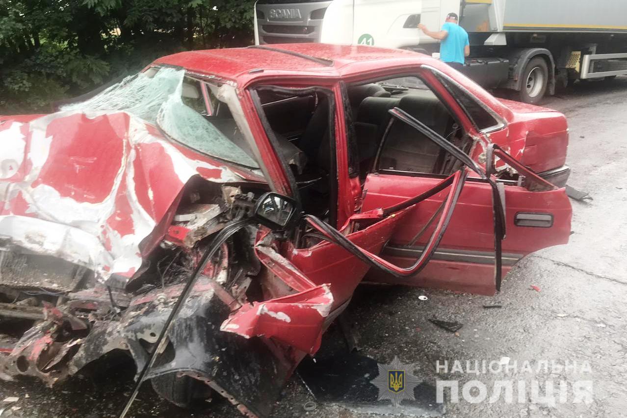 У ДТП на Вінниччині загинув 39-річний чоловік
