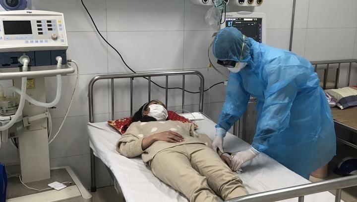 Ковідними хворими зайнято 25% ліжок на Вінниччині