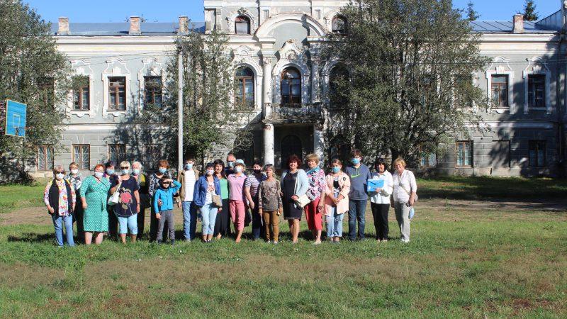 Палац Потоцьких здивува відвідувачів Терцентру