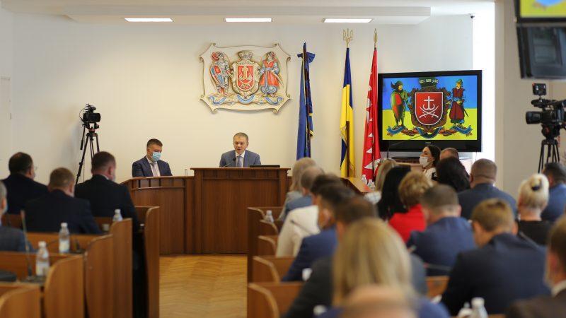 Мер Моргунов про реконструкцію СКА: 8 млн грн мають піти на облаштування системи теплозабезпечення