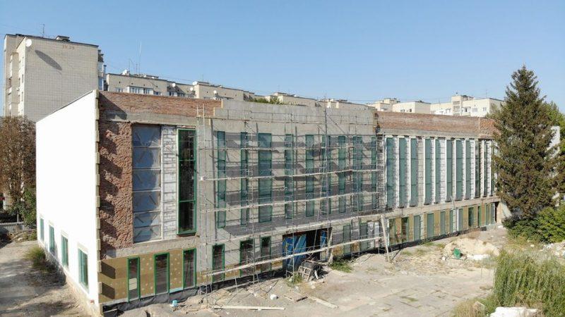 «Місту потрібен сучасний спортивний комплекс», – мер Моргунов про реконструкцію СКА