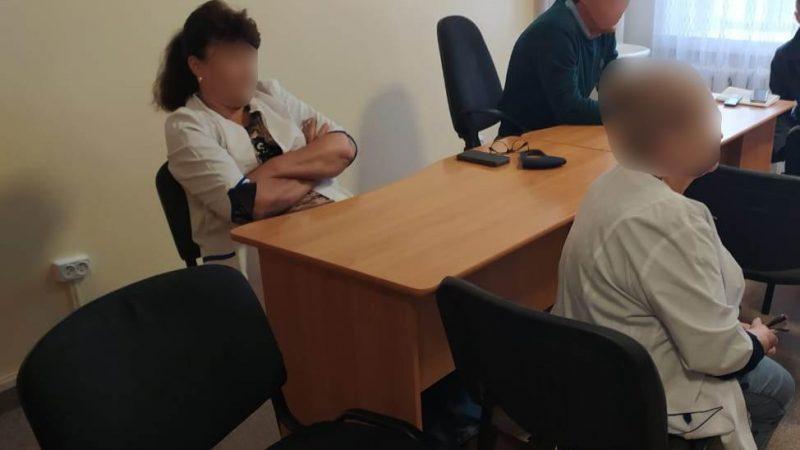 У Вінниці затримані лікарі-хабарники
