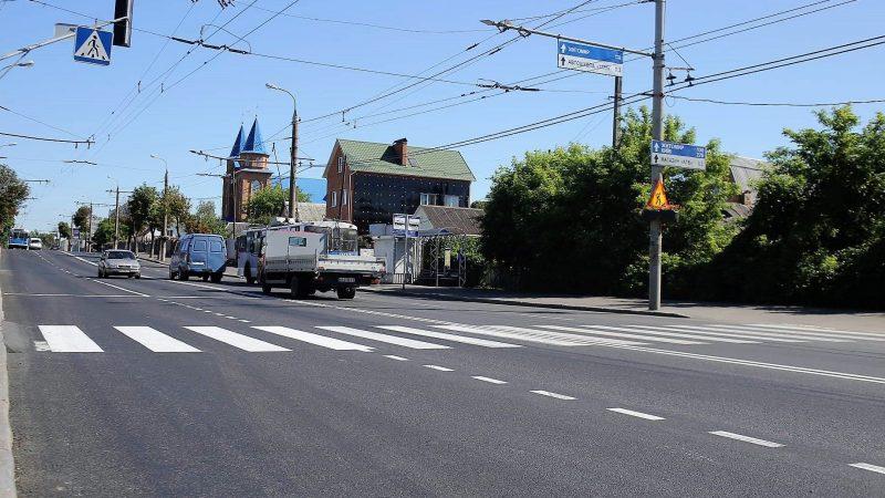 За п'ять років у Вінниці відремонтували 50 кілометрів доріг