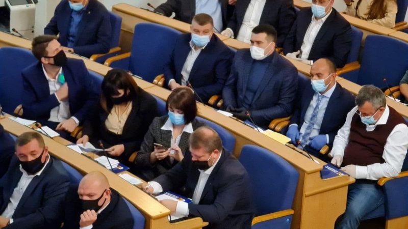 У Вінниці об'єднались ОПЗЖ Медведчука і ЄС Порошенка