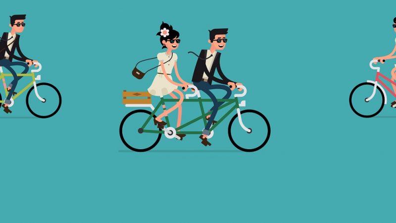 У Вінниці зменшилась кількість велосипедистів