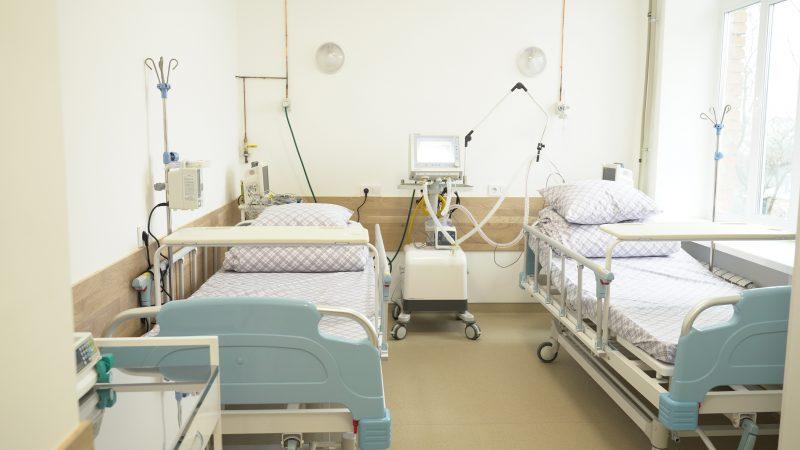 У лікарні №3 облаштовують відділення для хворих на коронавірус