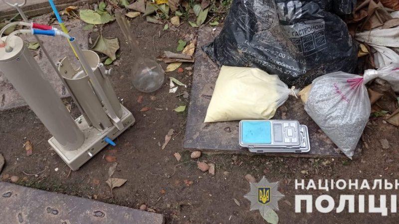 Поліція за рік вилучила 70 кіло наркотиків (ВІДЕО)