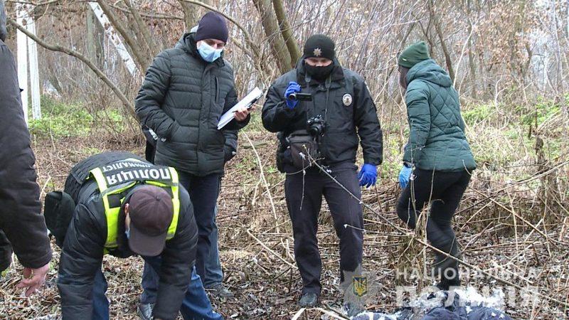 У Вінниці на берегу річки знайшли труп (ВІДЕО)