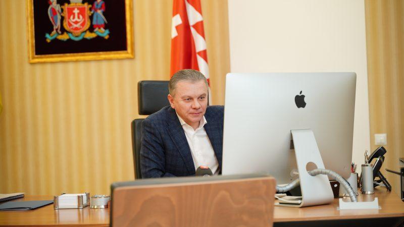 """""""Стратегія 3.0 спрямована на прорив у розвитку та інновативність"""", – мер Моргунов"""