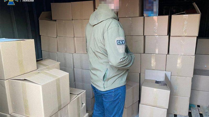 На Вінниччині вилучили майже шість тонн підробленого алкоголю