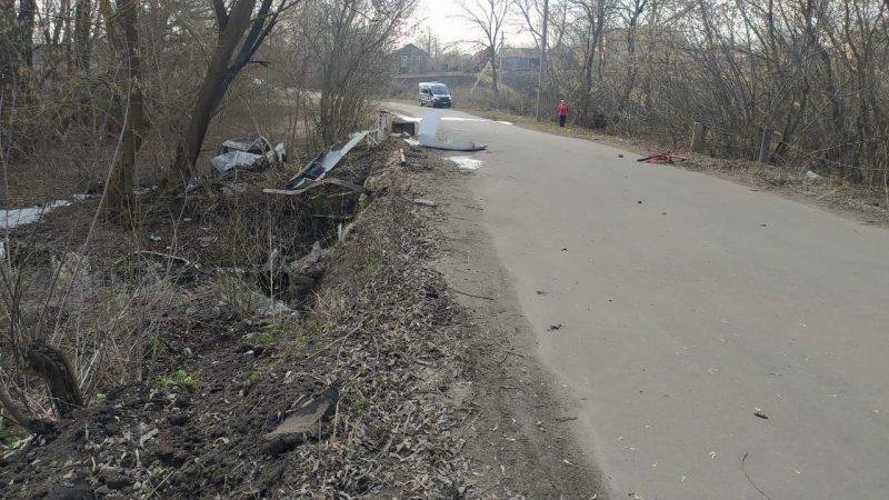 На Вінниччині п'яний водій насмерть збив двох малолітніх дітей