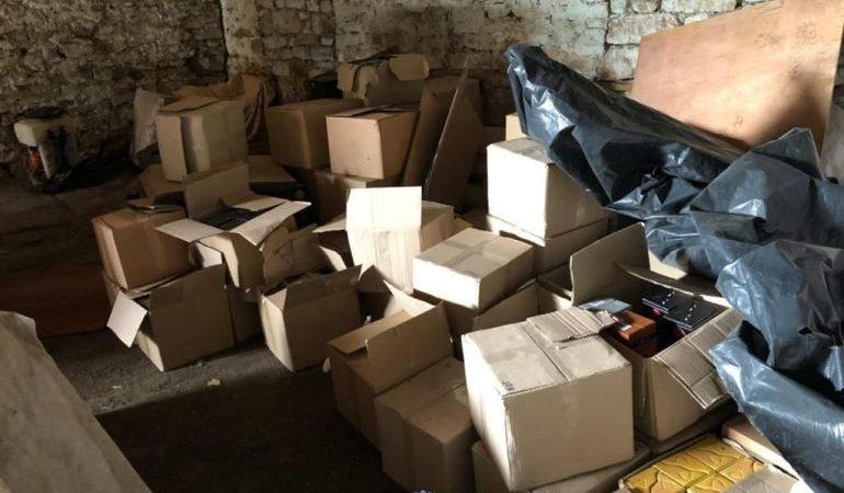 На Вінниччині виявили збувачів фальсифікованого алкоголю