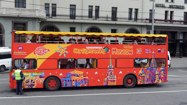 По Вінниці курсуватиме туристичний автобус (ВІДЕО)