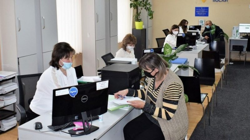 На Вінниччині відкрили постійно діюче робоче місце Пенсійного фонду