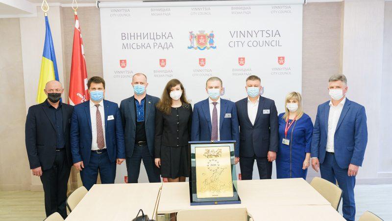 Вінниця отримала європейську нагороду