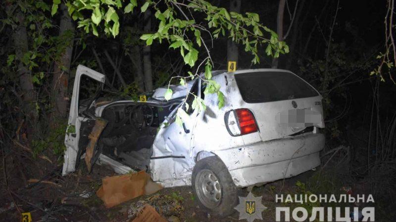 У ДТП на Вінниччині загинув водій водій-вінничанин