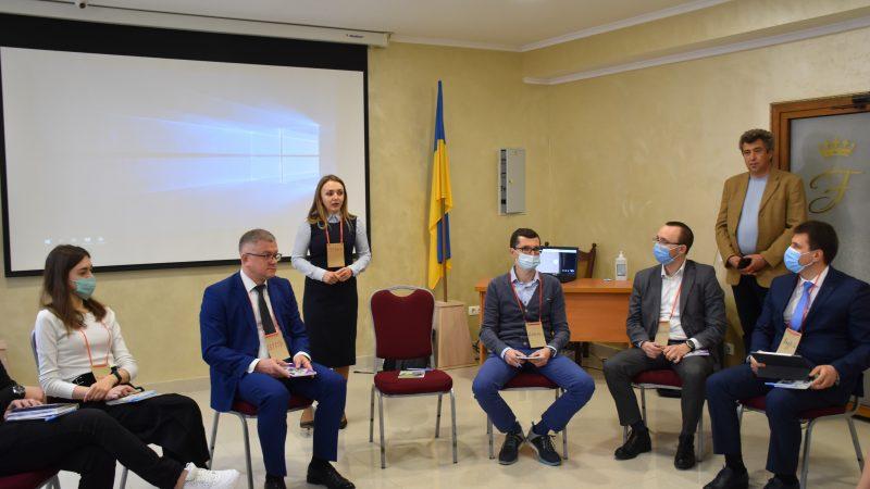 На навчання до Вінниці приїхали представники семи міст України