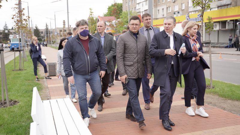 Мер Маріуполя відзначив Вінницький індустріальний парк