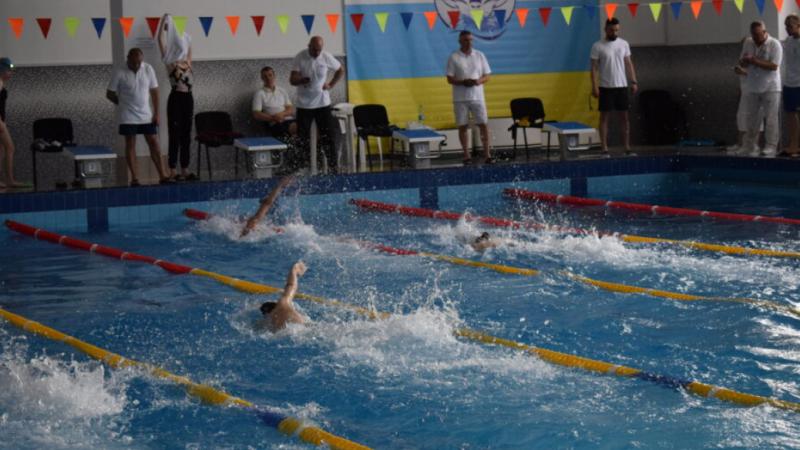 У Жмеринці відбувся чемпіонат Вінницької області з плавання