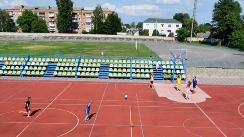 В одній з громад Вінниччини реконструюватимуть стадіон