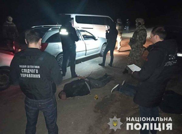 На Вінниччині затримали членів злочинного угруповання, яке постачало наркотики до місць позбавлення волі