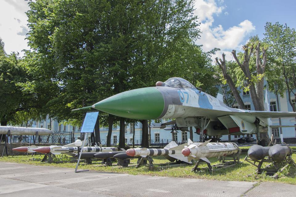 Вінницький музей авіації відвідало декілька тисяч громадян