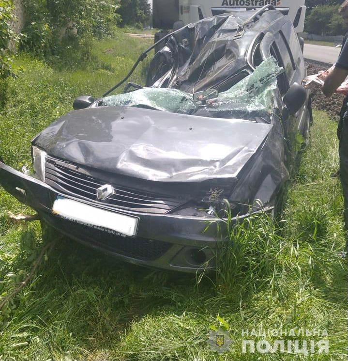 У ДТП на Вінниччині загинула водійка
